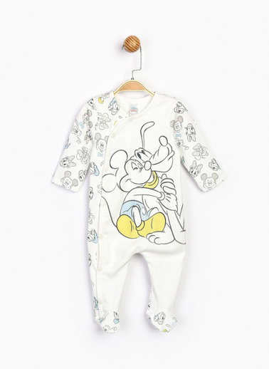 Mickey Mouse Tulum Renkli